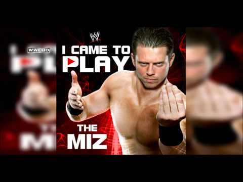 Wwe: i Came To Play (the Miz) Theme Song + Ae (arena Effect) video