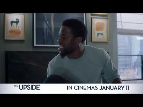"The Upside - ""Happening"" - In Cinemas January 11"