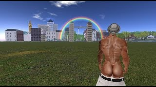 London City in Second Life: Best Of British