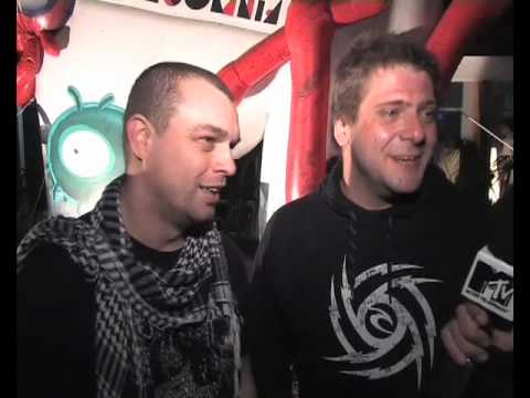 Stereo Addiction MTV Insomnia Interview