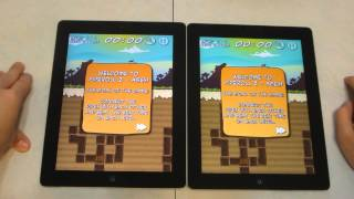iPad 2 vs iPad 3 - Speed Comparison [HD]