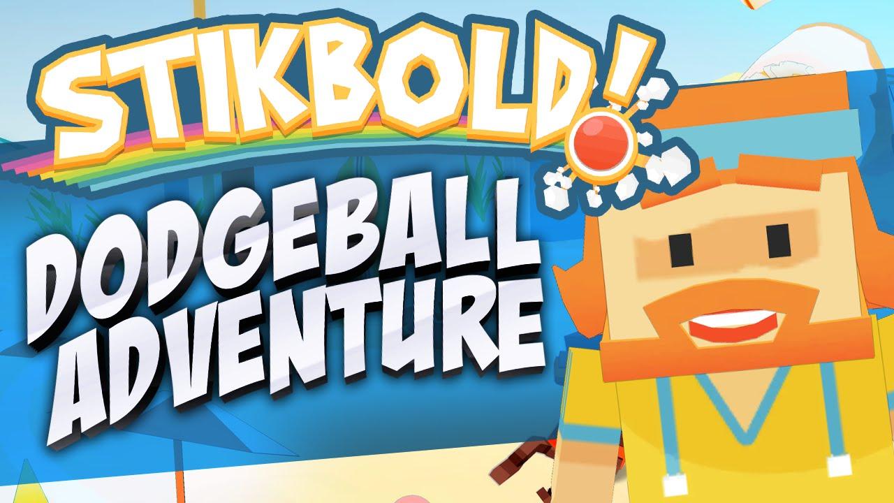 Stikbold! - A Dodgeball Adventure