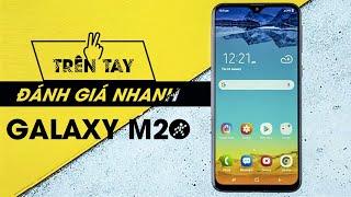 Trên tay & Đánh giá Samsung Galaxy M20: Pin 5.000, chip ''ngon'', có nên mua?