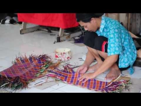 "Pameran dan Seminar ""Pengembangan Kerajinan Anyaman Kalimantan"""