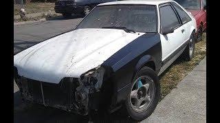 Foxbody fenders/ possibly buying a new car???