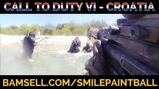 Shoreline CTD VI : EPIC Beach Landing Croatia Mag-Fed - SMILE Paintball Network