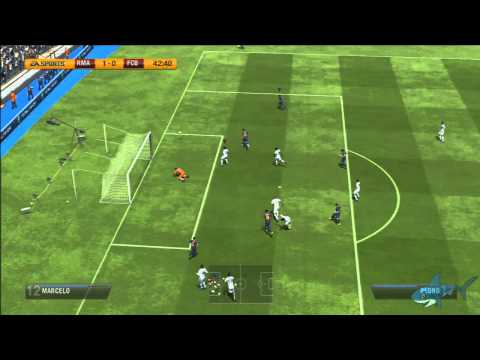 Fifa 2013 - Real Madrid CF VS FC Barcelona