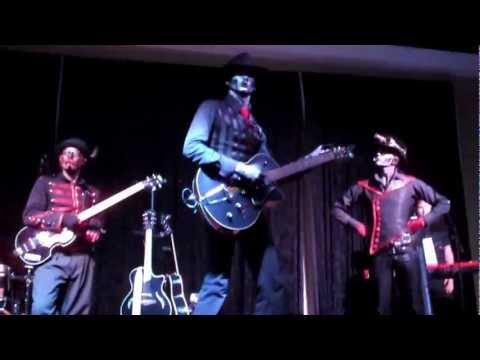 Steam Powered Giraffe [Live at the Four Points in San Diego, CA] COMPLETE