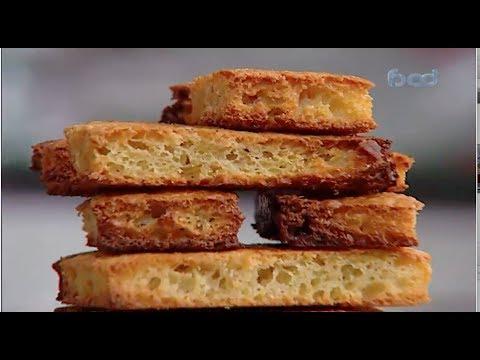 خبز الفايش الصعيدي |  الشيف #محمد_فوزي#فوود