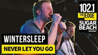 Wintersleep - Never Let You Go (Live at the Edge)