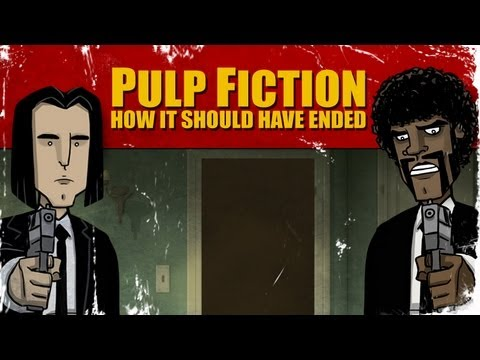 How Pulp Fiction Should Have Ended Music Videos