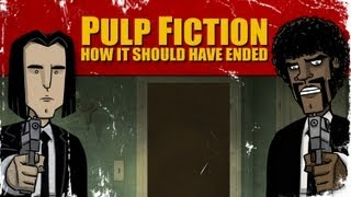Pulp Fiction: Como debió haber terminado