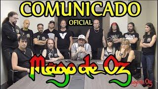 Mägo de Oz | Comunicado OFICIAL | Sobre el caso en Bolivia [Junio/2018]