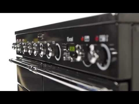 Rangemaster Excel 110 Induction Range Cooker Overview