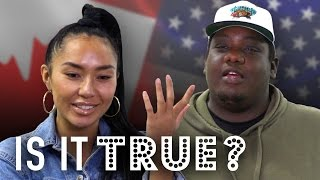 Canadians are Nicer than Americans | Is It True?
