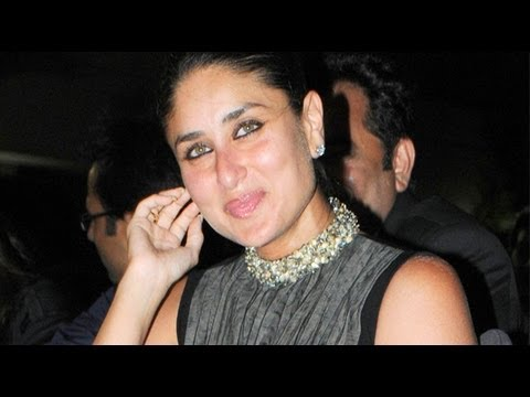 Watch Kareena Kapoor At Bharat & Dorris Awards