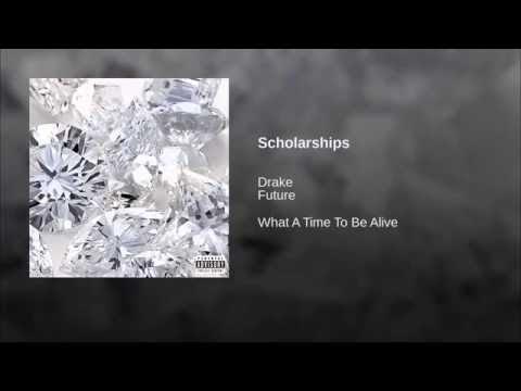 DRAKE FT FUTURE SCHOLARSHIP (OFFICIAL AUDIO)