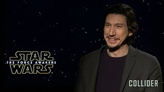 Adam Driver Ranks the 'Star Wars' Movies and Talks About His Best Days on 'The Force Awakens'