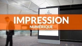 Impression numérique - Palaiseau (91) - LA COPIE