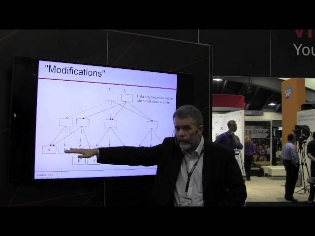 Jonathan Lewis explains Delphix at Oracle Open World