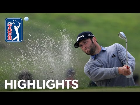 Jon Rahm shoots 7-under 65 | Round 3 | Farmers 2020