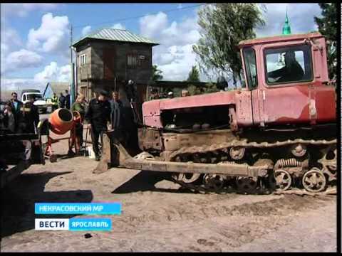 В Некрасовском районе из-за забора разгорелась война между соседями