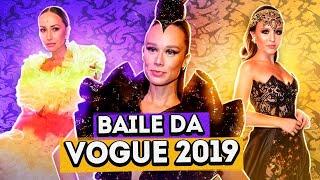 OS PIORES LOOKS DO BAILE DA VOGUE 2019 | Diva Depressão