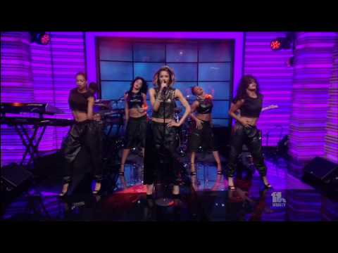 Ciara -  Body Party (live With Kelly & Michael 7-10-13) video