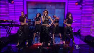 Ciara Body Party LIVE with Kelly Michael 7 10 13