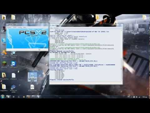 PCSX2 1.0.0 (R5350) last edition ps2 emulator for PC tutorial 100% Work