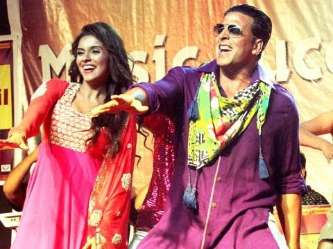 Akshay Kumar Promotes 'Khiladi 786' In Pune