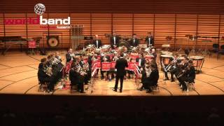 Valaisia Brass Band - The Knight Templar by George Allan