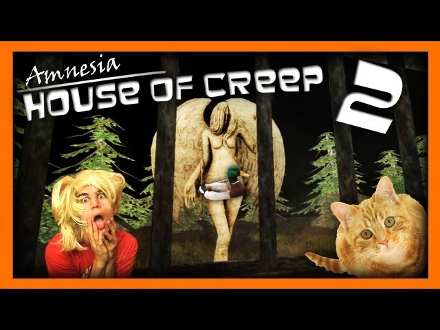 Amnesia - House of Creep 2 [Slovenský Letsplay]