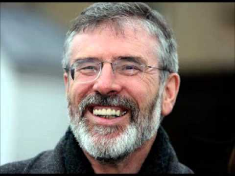 Gerry Adams on RTE1 Radio - 18 01 2015