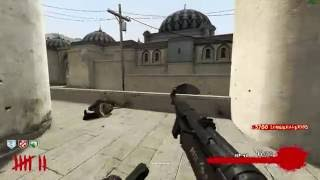 Garry's Mod Call Of Duty Zombies, Dust 2