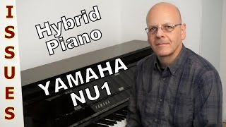 Yamaha NU1 Hybrid Piano issue