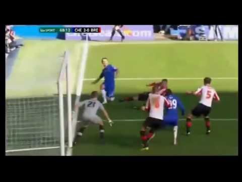 Gol de Letra Oscar - Chelsea - Copa da Inglaterra