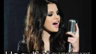 Watch Selena Gomez Headfirst video