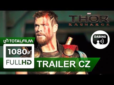 Thor: Ragnarok (2017) CZ HD dabing trailer