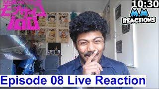 OMG Mob vs Koyama - Mob Psycho 100 Anime Episode 08 Live Reaction