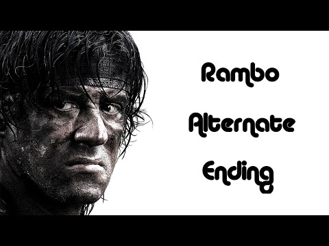 Rambo - Alternate Ending (It's a Long Road) Music Videos