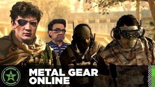 Let's Play - Metal Gear Online