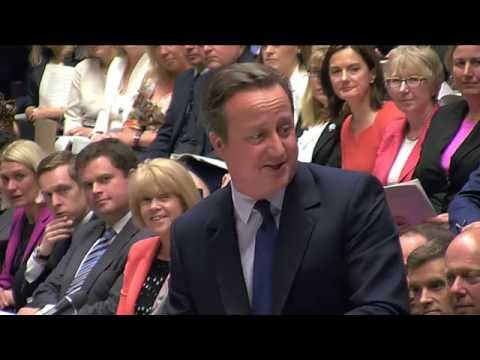 David Cameron's Final PMQs Highlights