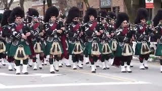 St. Patrick's Day Parade 2018 - Morristown, NJ