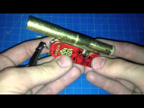 $7 Mini Rocket Launcher Multitool