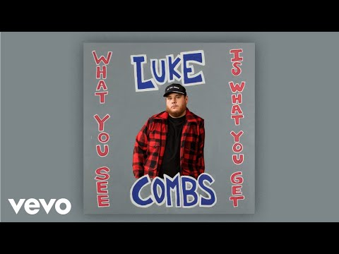 Download Luke Combs - What You See Is What You Get Audio Mp4 baru
