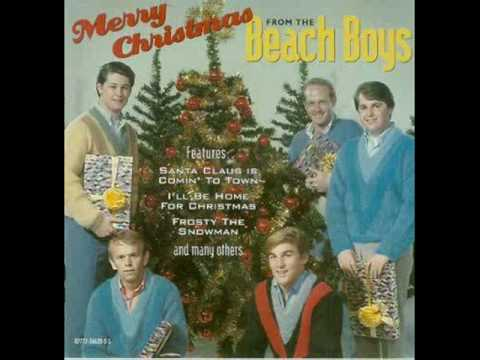 The Beach Boys christmas - Santa Claus is Comin&#039; To Town