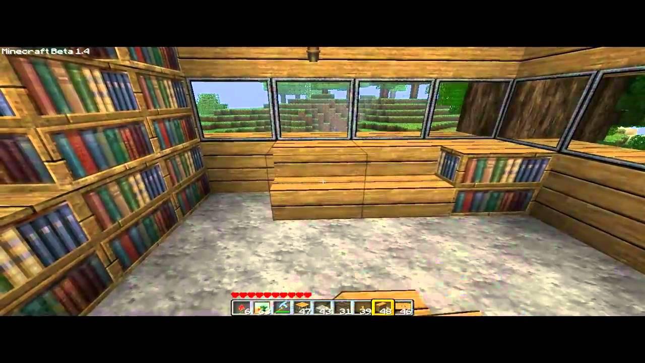 Minecraft tutorial einrichtung youtube - Minecraft inneneinrichtung ...