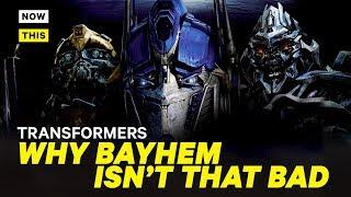 Transformers: Why Bayhem Isn