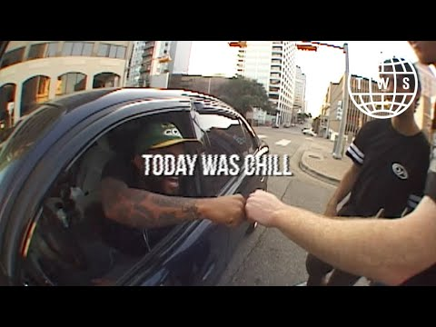 Today Was Chill, Day 4 | Austin, Texas Skateboarding